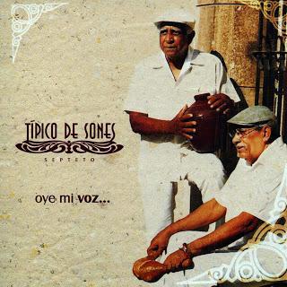 Septeto Típico De Sones - Oye Mi Voz