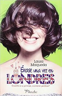 Reseña Erase una vez Londres de Laura Maqueda