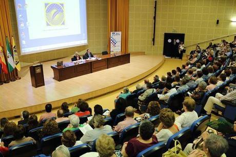 Más de 800 mayores de 19 municipios de la provincia de Sevilla comienzan el curso del Aula Abierta de la UPO