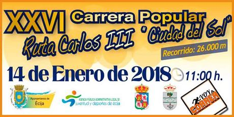XXVI Carrera Popular Ruta Carlos III ed. 2017
