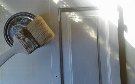 Reciclar puerta de mueble