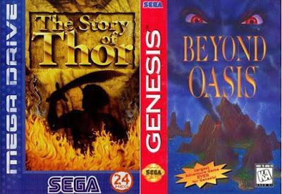 Un antiguo tesoro oriental de SEGA llega a nuestros dispositivos móviles: 'Beyond Oasis'