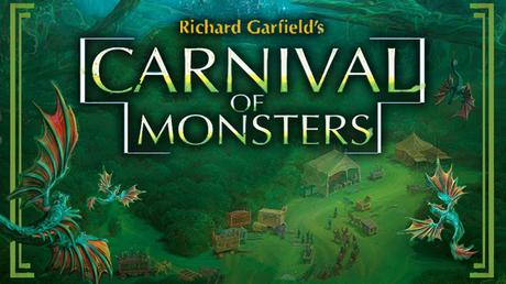 Richard Garfield's Carnival of Monsters en Kickstarter
