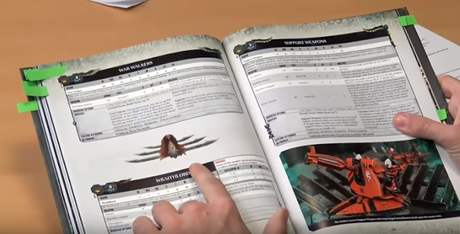 Video-reseña del Codex Mundos Astronave 8ª desde BoW