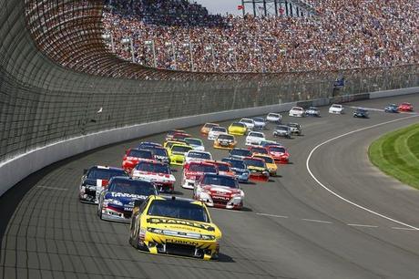 Automovilismo NASCAR – Monster Energy Cup Series: Kansas en Vivo – Domingo 22 de Octubre del 2017