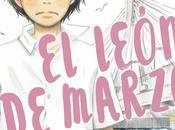 Ediciones licencia 'Sangatsu Lion' bajo título león marzo'