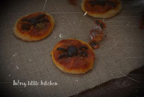 Pizzas terroríficas