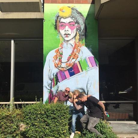 Fin Dac y sus increibles pinturas