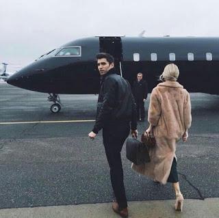 Una compañía rusa te alquila sus Jets para seciones de fotos y engañar a todos tu seguidores en Instagram