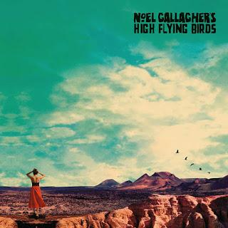 Noel Gallagher's High Flying Birds - Holy Mountain (2017)