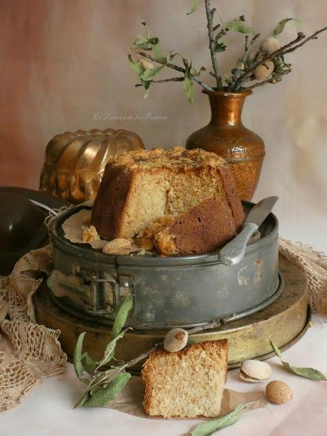 Cake de Almendra, Canela y Miel
