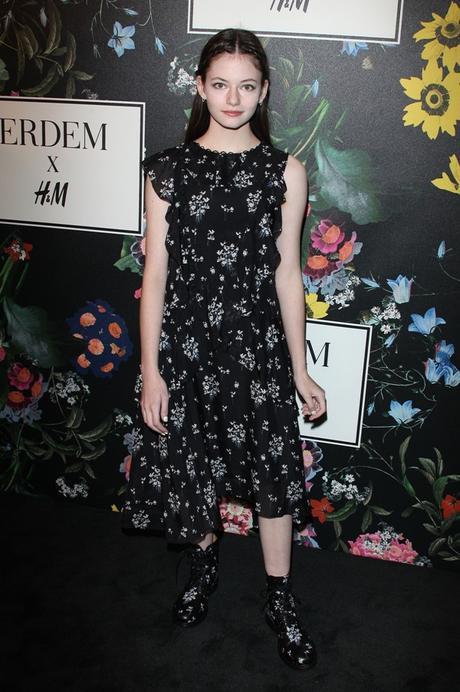 Lo mejor de la semana: la colección de Erdem para H&M y más flores para el otoño