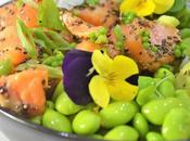 Sushi bowl vídeo candidatura blogueros cocineros. VIDEORECETA