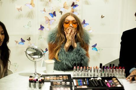 Gigi x Maybelline NY
