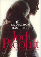 RESEÑA | La Decisión Más Difícil de Jodi Picoult