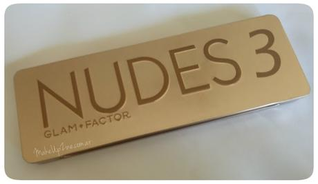 Reseña The Real Nudes - Glam Factor