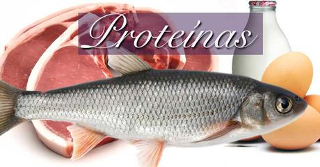Dieta proteica para quemar grasa