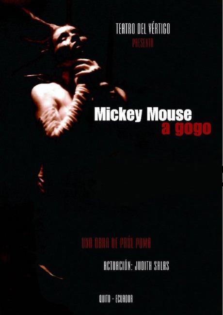 "Fragmento de ""Mickey Mouse a gogo"" | Paúl Puma"