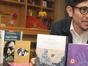 Autor presentó libro monólogo futurista Ángel Vera