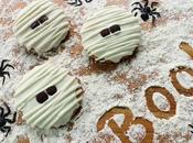 Galletas saludables para celebrar divertirse Halloween