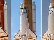 ¿Qué Transbordador Espacial?
