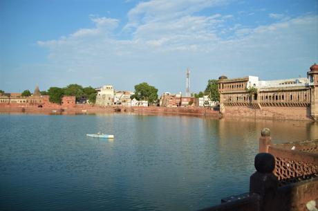Jodhpur: la ciudad azul – Jodhpur: the blue city