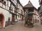 Alsacia, días Navidad: Colmar Eguisheim Turckheim Kaysersberg Ribeauvillé