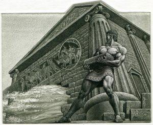 Hércules; 12 trabajos para el perdón