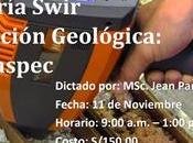 Cursos #minerlima2017: espectrometria swir exploracion geologica: terraspec
