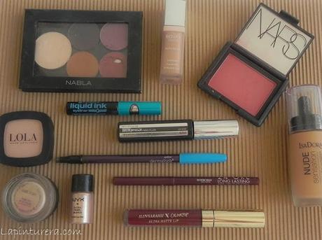 ¡Mamacita! - Maquillaje con Colourpop + Vestido estampado de Otoño