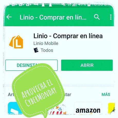 #CyberMonday con Linio Argentina , ¿te venís?