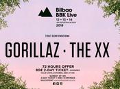 primeras confirmaciones Live 2018: Gorillaz