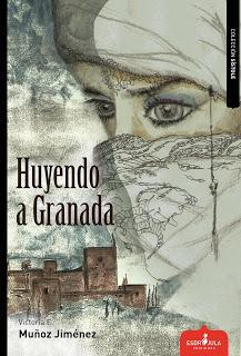 Reseña | Huyendo a Granada ~ Victoria E. Muñoz Jiménez