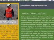 Cursos #MinerLima2017 GEOLOGIA PARA SOCIEDAD