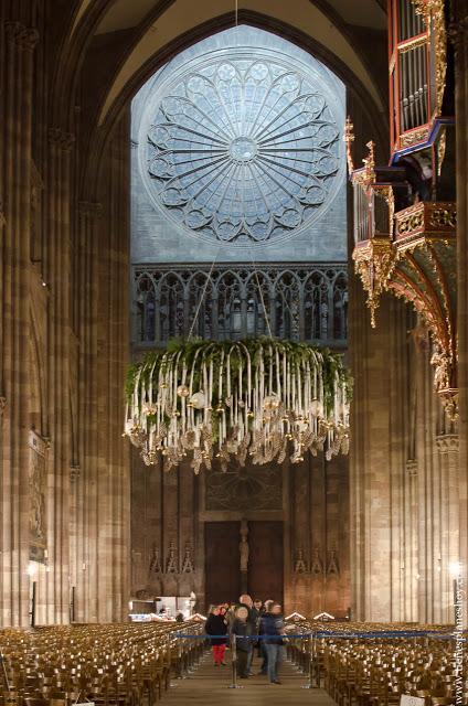 Catedral de estrasburgo interior