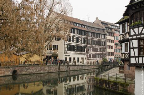 Visitar La Petite France Estrasburgo