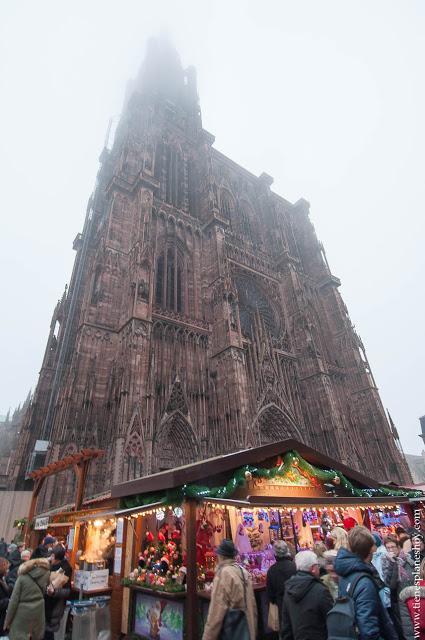 Catedral Notre Damme Estrasburgo