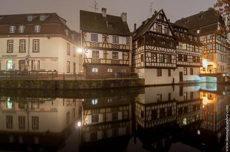 Estrasburgo La Petite France viaje Alsacia
