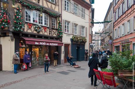 Estrasburgo Navidad Alsacia