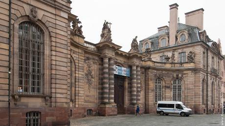 Estrasburgo Palacio de Rohan
