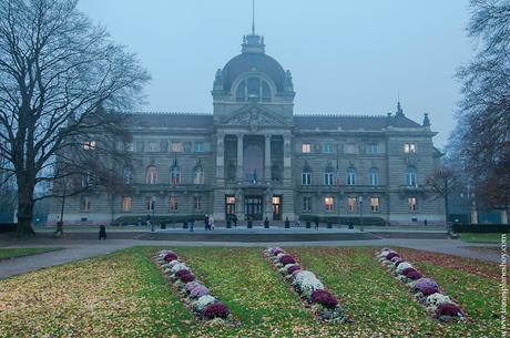 Estrasburgo Plaza de la República