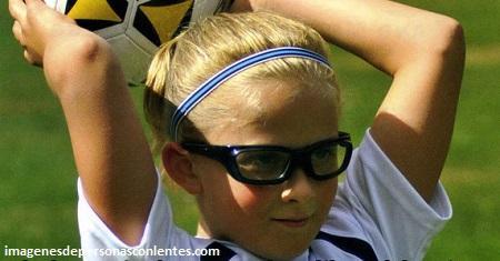 36b734dd7 Chicos lentes deportivos para niños con medida para futbol - Paperblog