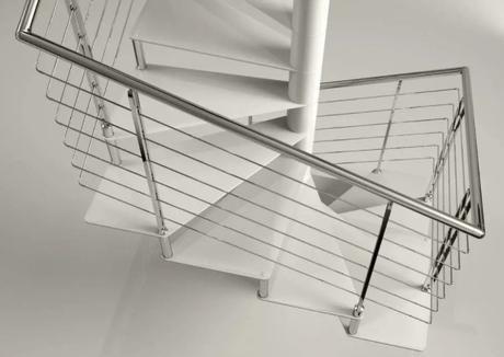 Barandas de escaleras a las que no podrás resistirte