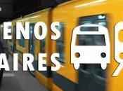 Guía para viajar transporte público Buenos Aires