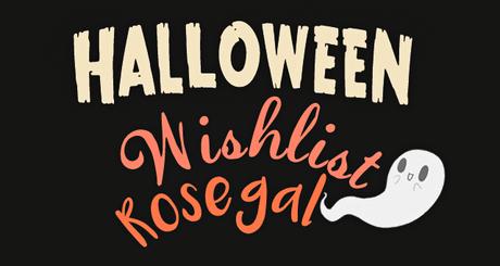 Halloween Wishlist | Rosegal