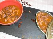 Calamares salsa americana
