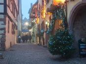 Alsacia, días Navidad: Obernai Barr Mittelbergheim Riquewihr