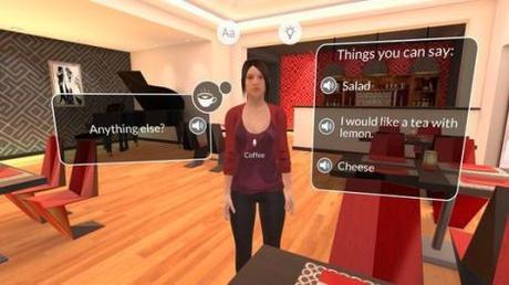 La realidad virtual se abre paso entre las mejores 'apps' para aprender idiomas
