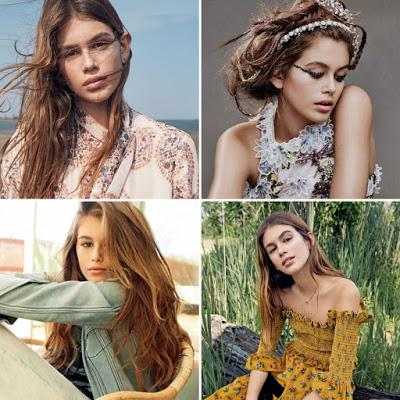 It-girl: Kaia Gerber