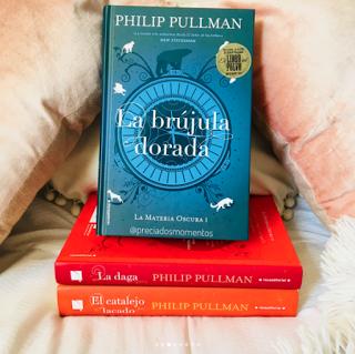 La brújula dorada • Philip Pullman || Reseña Libro